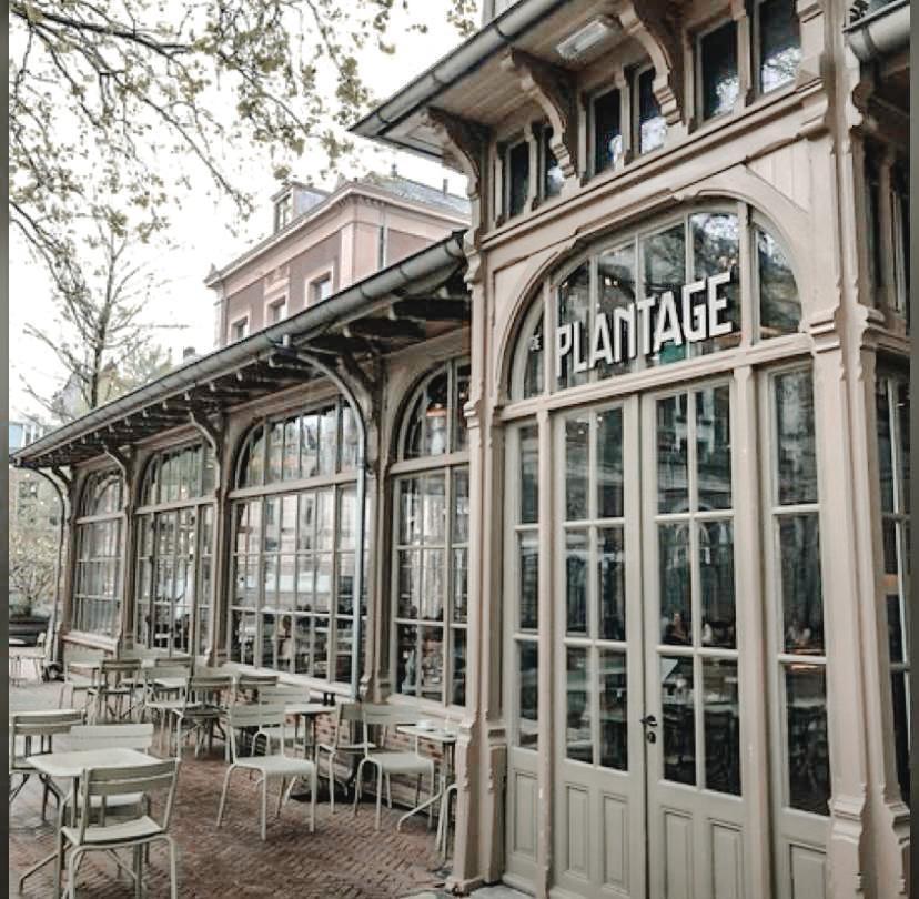 Café Restaurant De Plantage